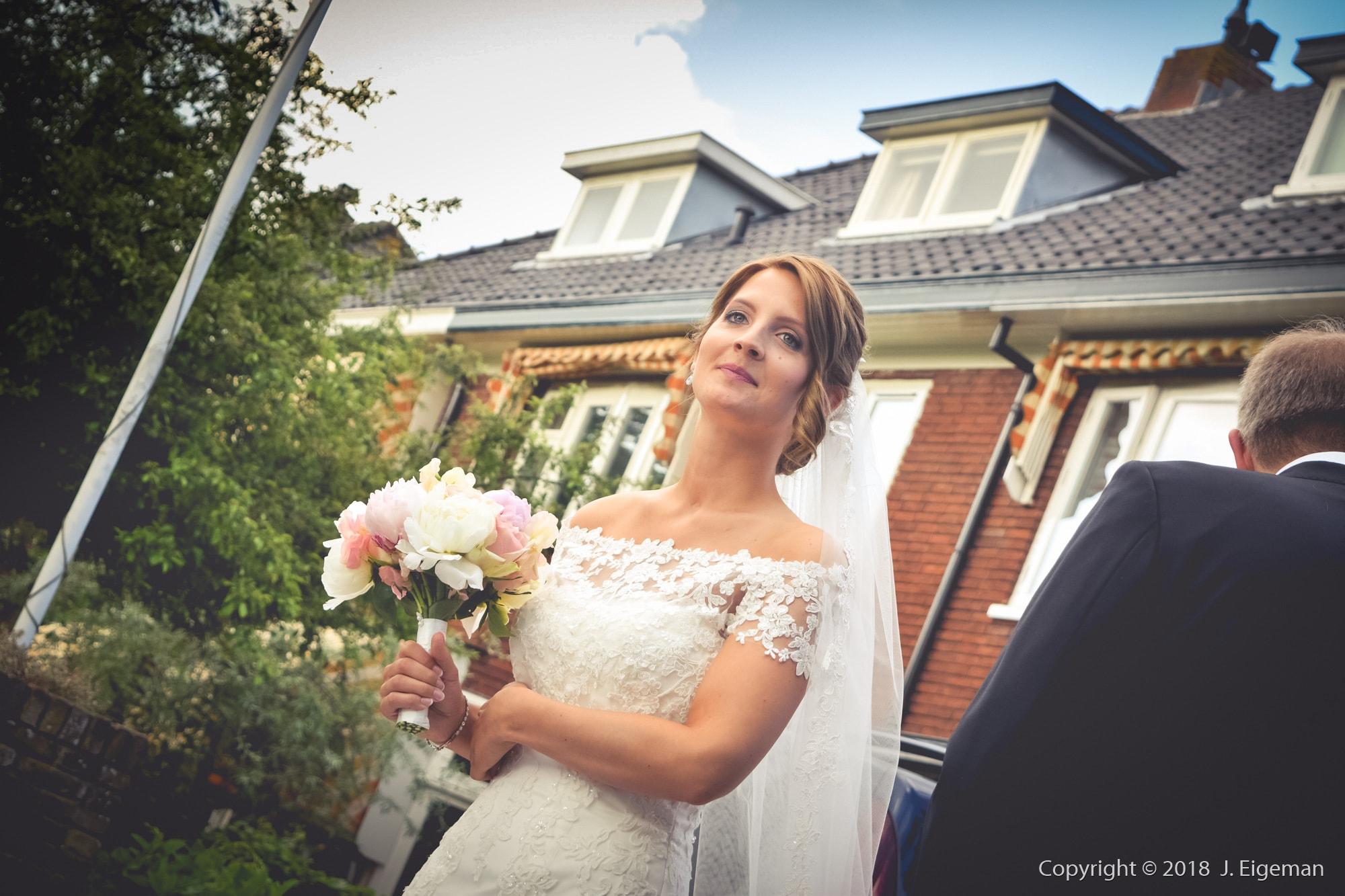 Bruiloft Fotografie Marquette Heemskerk Jeoffrey Eigeman