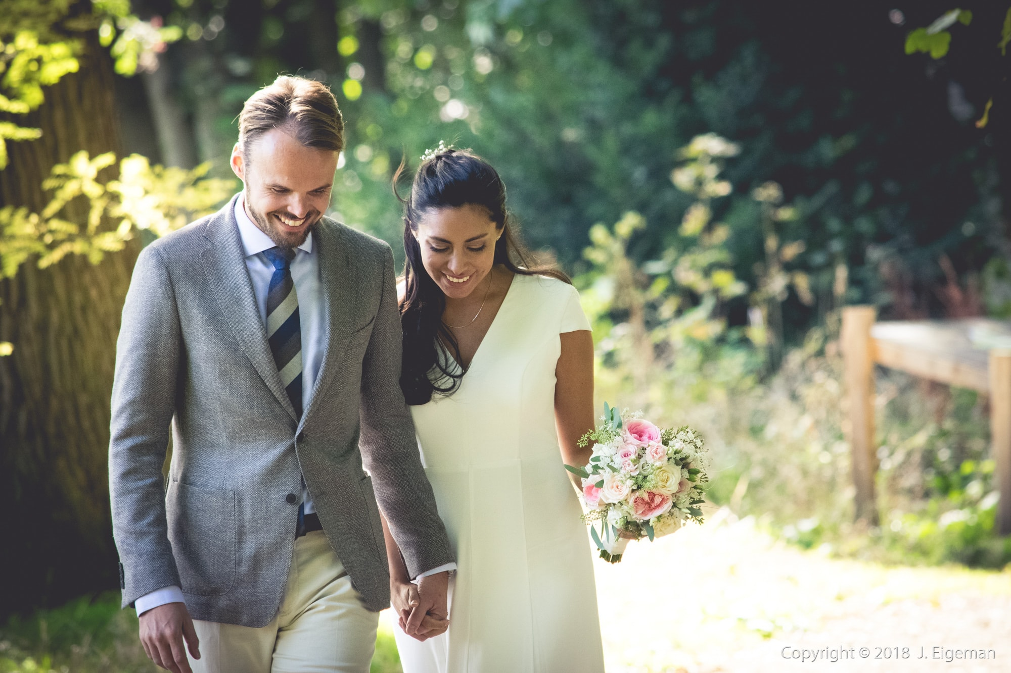 Bruiloft fotografie Poelgeest Oegtstgeest (7)